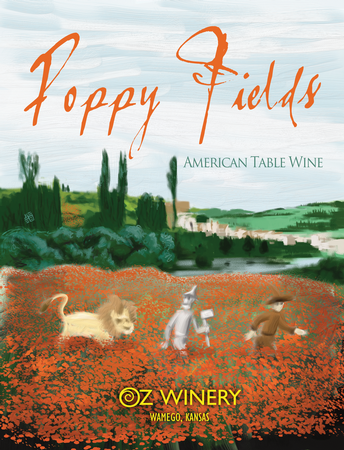 Poppy Fields plaque Image