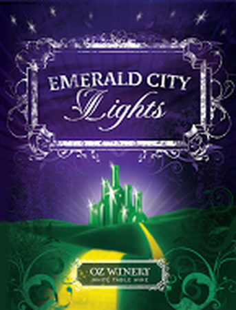 Emerald City plaque