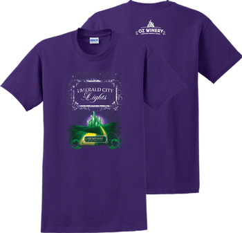 Emerald City Lights Tee Shirt