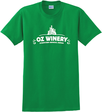 Logo Tee Shirt - Green
