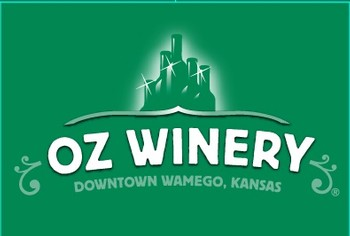 Oz Winery Magnet Image