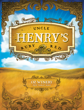 Uncle Henry's plaque