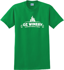 Logo Tee Shirt - Kelly Green