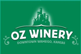 Oz Winery Magnet