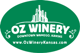 Oz Winery Bumper Sticker