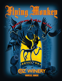 Flying Monkey plaque